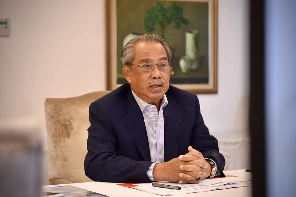 PM Muhyiddin says will need to re-examine RMCO after Covid-19 resurgence   Malaysia   Malay Mail
