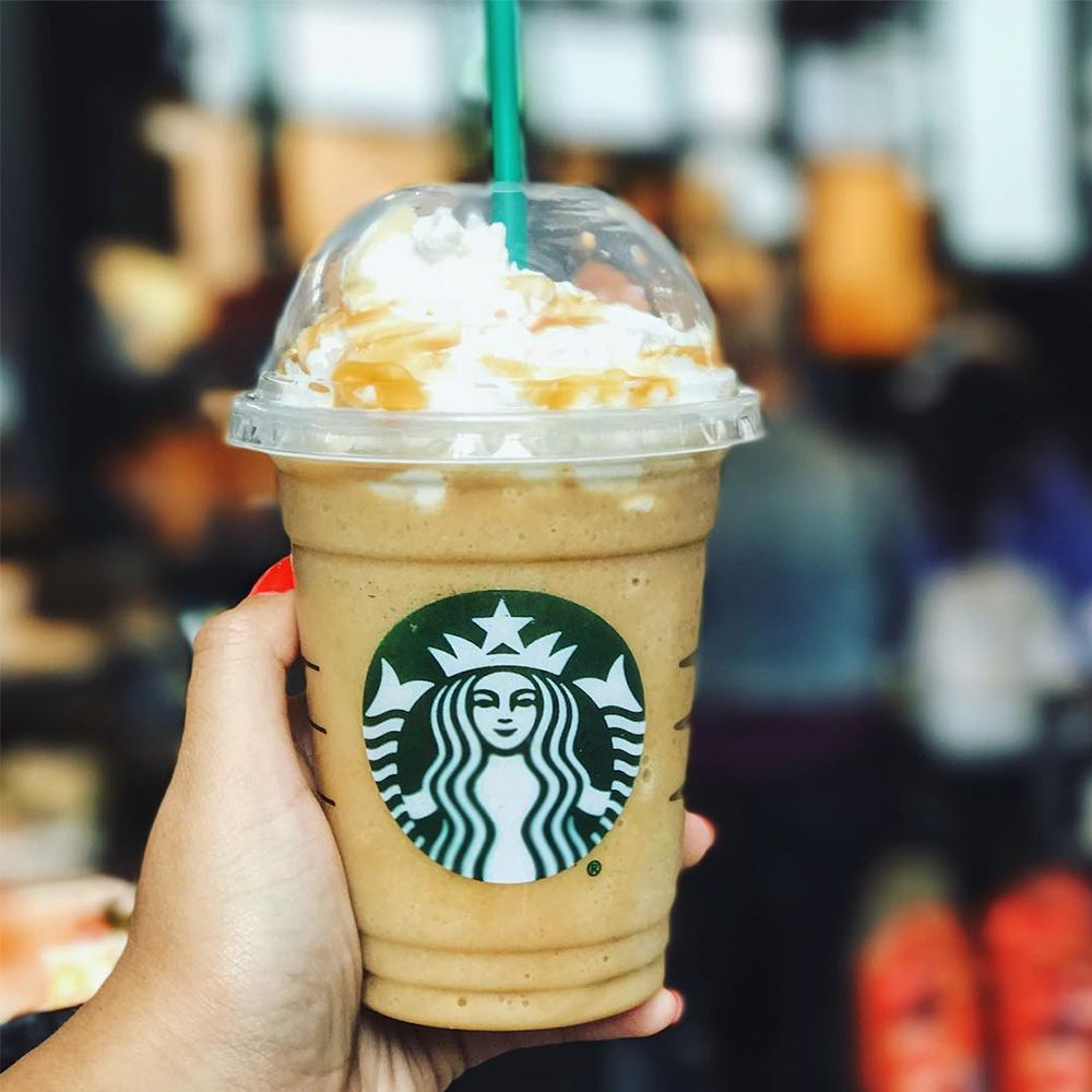 The Best Starbucks Frappuccinos - Top 15 Starbucks Frappuccino Flavors