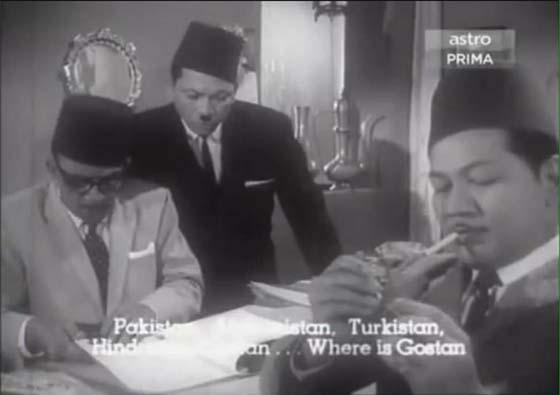 Rahsia Disebalik Filem Tiga Abdul, Karya P. Ramlee Yang Berjaya 'Dipecahkan' Oleh Ahli Fikir
