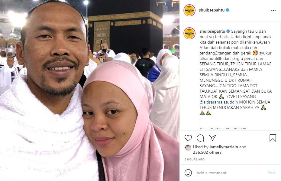Selepas Shuib Beritahu Jntung Sarah Lemah, Bapa Siti Sarah Pula Tampil Luah Sesuatu