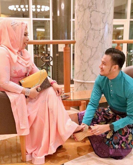 Biodata Ahmad Iqbal Zulkefli, Kekasih Dato Seri Vida?   Iluminasi