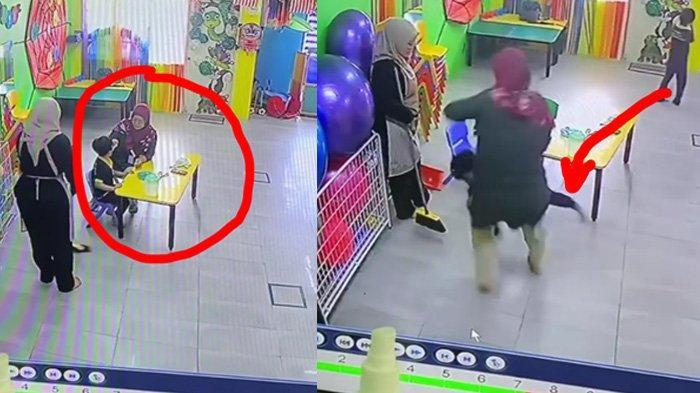 Tag: Tengku Aminuddin Shaf - Aksi Keji Guru Terekam CCTV Kasari Murid  sampai Memar, Orangtua Syok Pelaku Ternyata Kepala Sekolah - Suryamalang.com